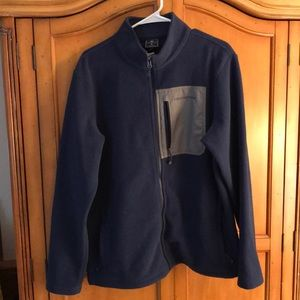 Vineyard Vines Fleece Full Zip Jacket